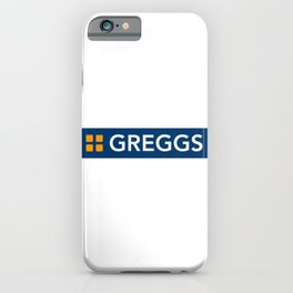 gregg iPhone Case