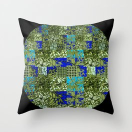 Dawn of a New Year #2 Throw Pillow