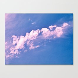 Cloud 06 Canvas Print