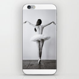 The Dying Swan iPhone Skin