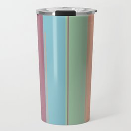 Invigorating Stripes Travel Mug