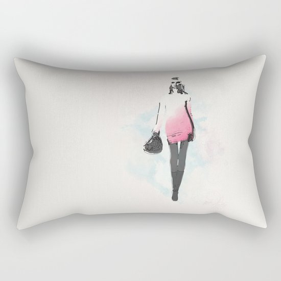 Fashion Rectangular Pillow
