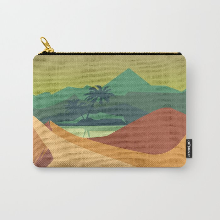 My Nature Collection No. 20 Carry-All Pouch