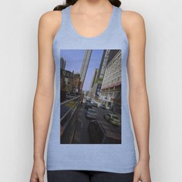 Rush Hour Unisex Tank Top