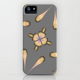 Found Pieces 2 Golden Luxury Week Friday iPhone Case
