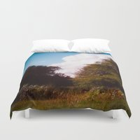 woodland Duvet Covers featuring Woodland by Natural Outlook