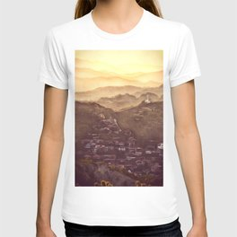 Sunset in Cyprus T-shirt