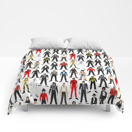 Beat IT Pattern Comforters