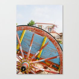 Apulian Dreams Canvas Print