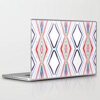 aqua Laptop & iPad Skins featuring Aqua by FakeFred