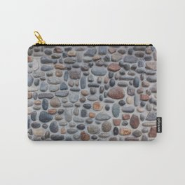 Pebble Wall Carry-All Pouch