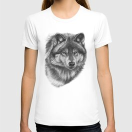 Canis Lupus SK0105 T-shirt