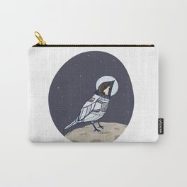 Space Sparrow Carry-All Pouch