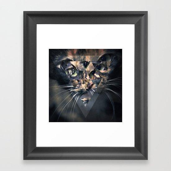 MYN_YTYR Framed Art Print