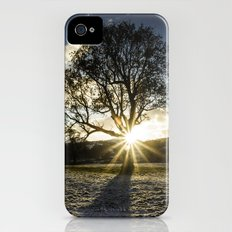 A Winters Sunset iPhone (4, 4s) Slim Case