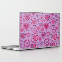 novelty Laptop & iPad Skins featuring Novelty by Aron Gelineau