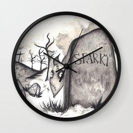 Sparky Wall Clock