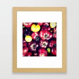 Heirlooms Framed Art Print
