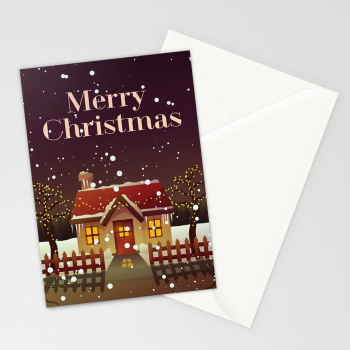 Christmas Card 2012 Stationery Cards