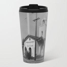 Mission Santa Cruz Travel Mug