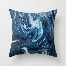 Gravity III Throw Pillow