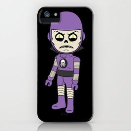 Deathray iPhone Case