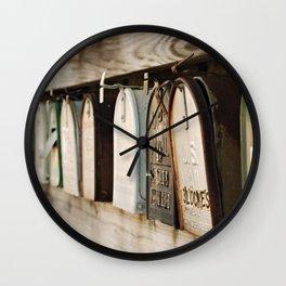 You've Got Mail Wall Clock