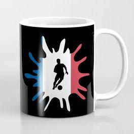 The Flag of France II Coffee Mug
