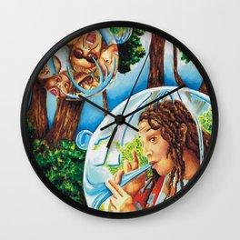 Jeannie... Wall Clock
