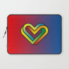 Infinite Love Laptop Sleeve