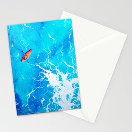 Kayak-Itti-Yak Stationery Cards