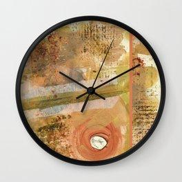 Planet Drop Wall Clock