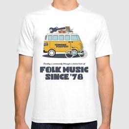 38. Canmore Folk Music Festival (2015) T-shirt