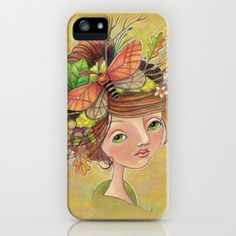 Forest Glories iPhone Case