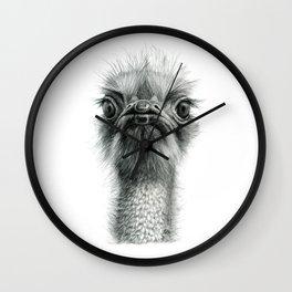 Arrogant Ostrich SK100 Wall Clock