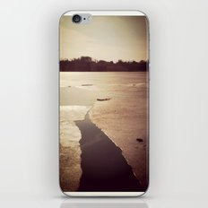 Thin Ice iPhone & iPod Skin
