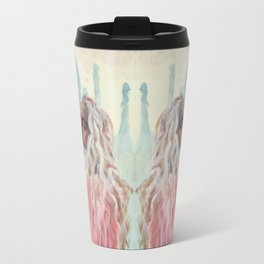 A Peaceful Glance Travel Mug