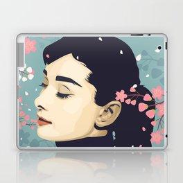 Bloom Hepburn Laptop & iPad Skin