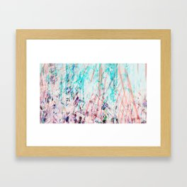 Leaf Me Be #3 Framed Art Print