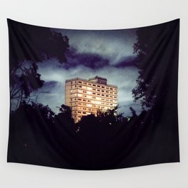 Flats Wall Tapestry