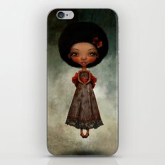 Happy Thoughts iPhone & iPod Skin