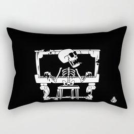 Piano ray Rectangular Pillow
