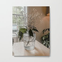 Flower Photography by Tania Miron Metal Print