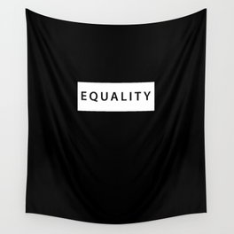 Equality Gift Peace Love Unity Equal Rights Gifts Wall Tapestry
