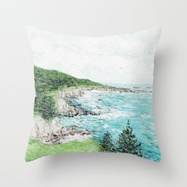 Timber Cove Throw Pillow