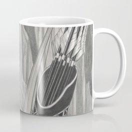 Elf Archer Coffee Mug