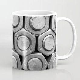 STUDS (b&w) Coffee Mug