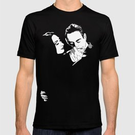 Gomez & Morticia T-shirt