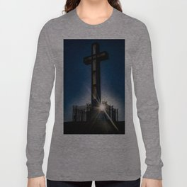 Closing Summer 2015 - Mount Soledad Memorial Long Sleeve T-shirt