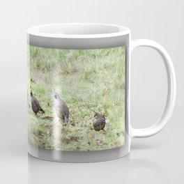 Sunday Afternoon Quail  Coffee Mug